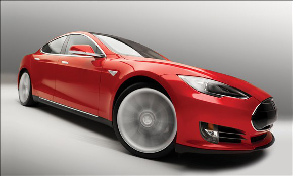 Tesla Model S 2013 Motor Trend Car of the Year
