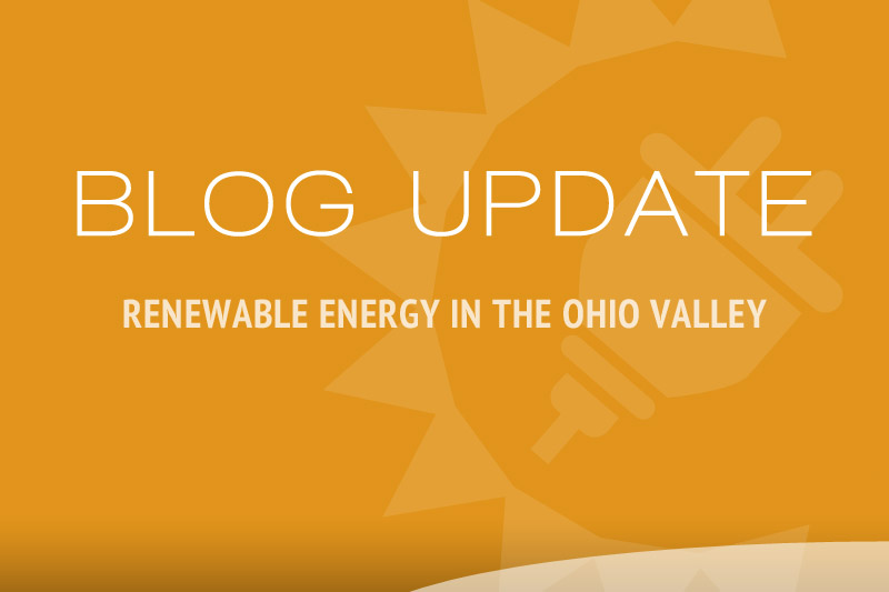 Renewable Energy Has Greatest Impact Here in the Mid- Ohio Valley