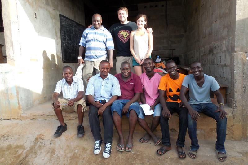 MODUC Orphanage, Liberia