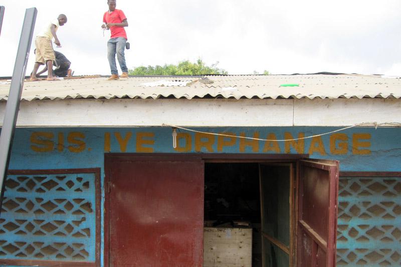 Sis Iye orphanage