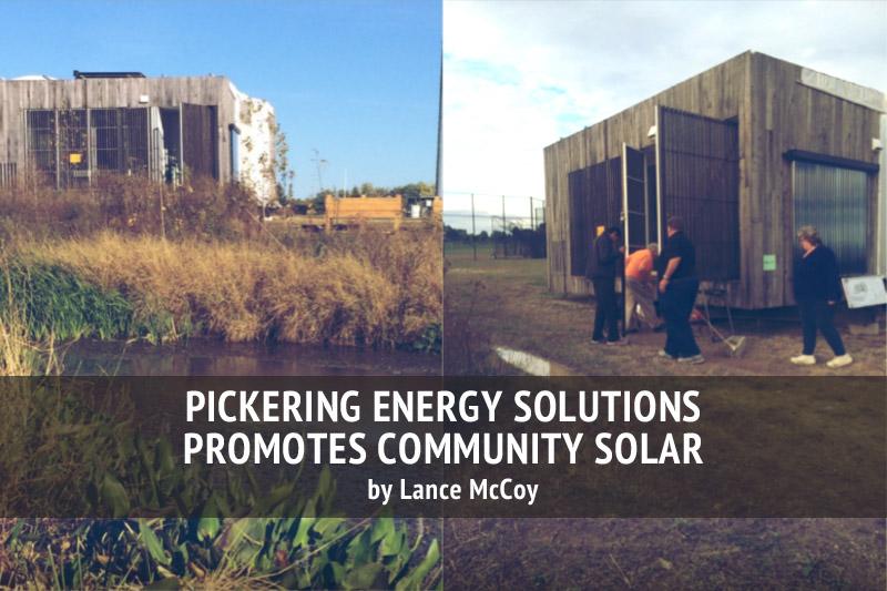 PES Promotes Community Solar