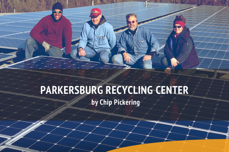 Parkersburg Recycling Center