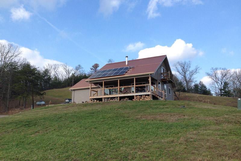 Winans Cabin