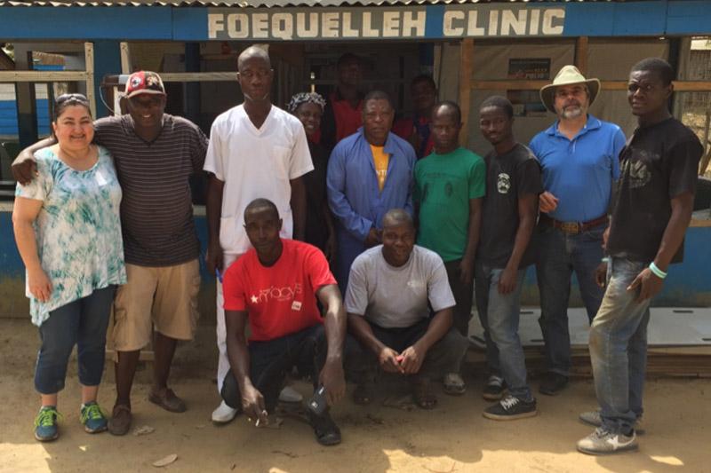 Foequelleh Clinic