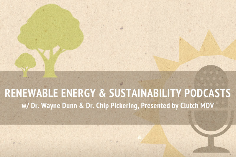 Renewable Energy & Sustainability Podcasts